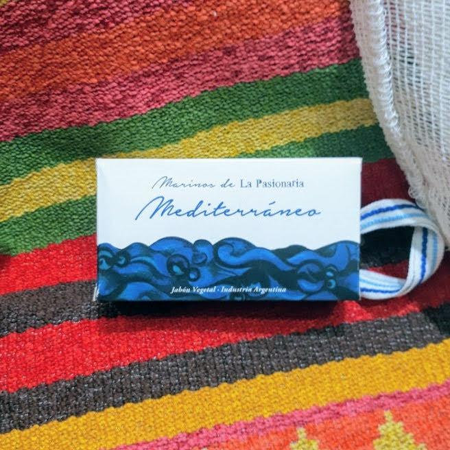 Jabón Vegetal Mediterráneo