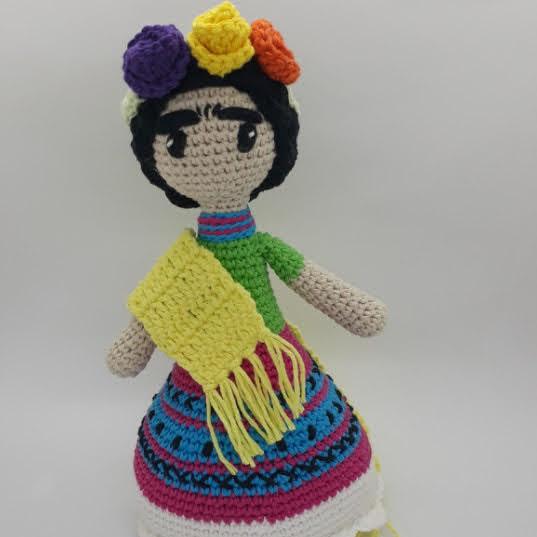 Frida en Crochet